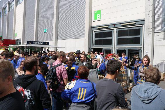Fallout Community Treffen