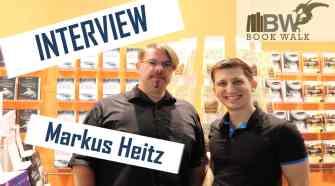 Interview mit Markus Heitz auf der Frankfurter Buchmesse 2016