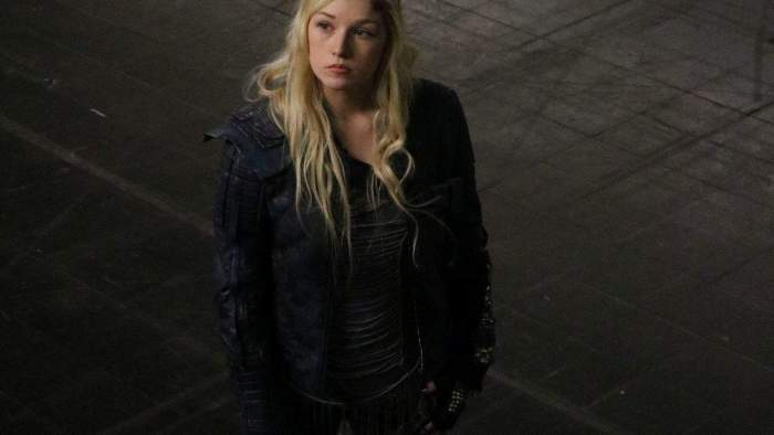 Lea als Clarke (aus The 100)