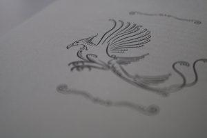 Illustration aus dem Buch Phantastische Tierwesen und wo sie zu finden sind
