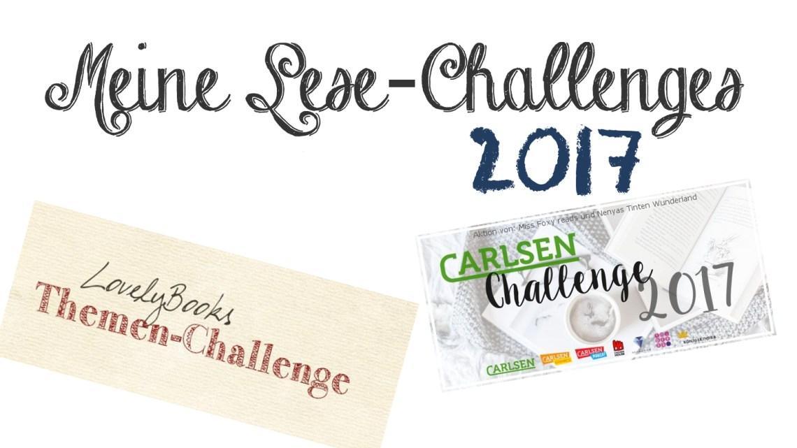 Meine Lese-Challenges 2017