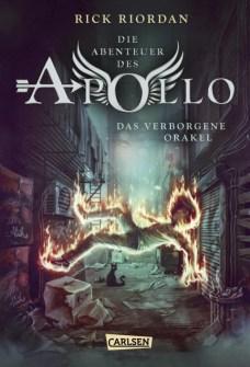 Die Abenteuer des Apollo 1: Das verborgene Orakel (Hardcover)