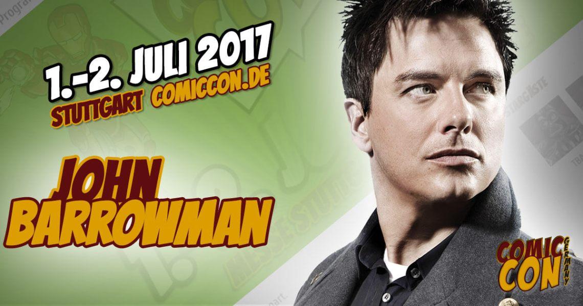 Comic Con Germay | Starguest | John Barrowman