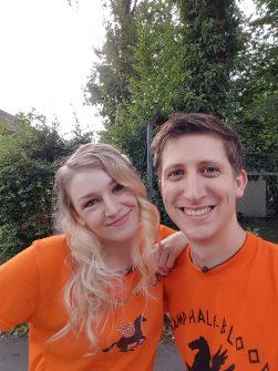 Annabeth und Percy :-D