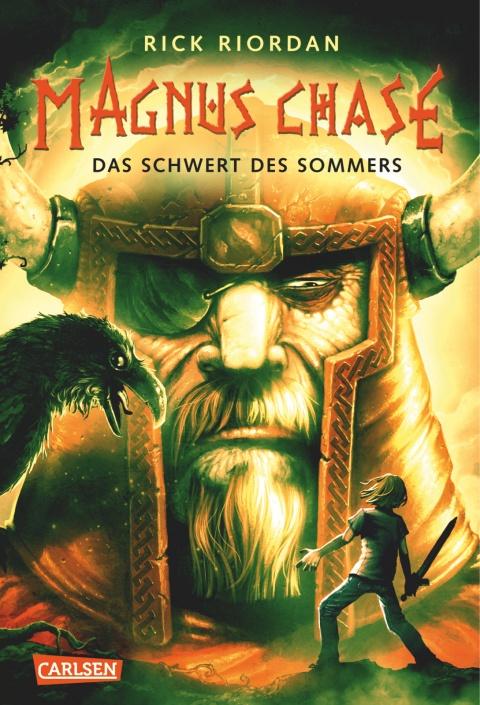Magnus Chase - Das Schwert des Sommers (c) Carlsen Verlag