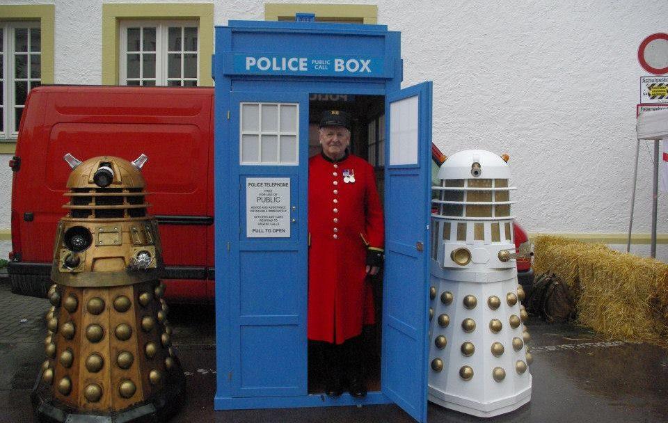Doctor Who Ausstellung (c) Rockin Robin