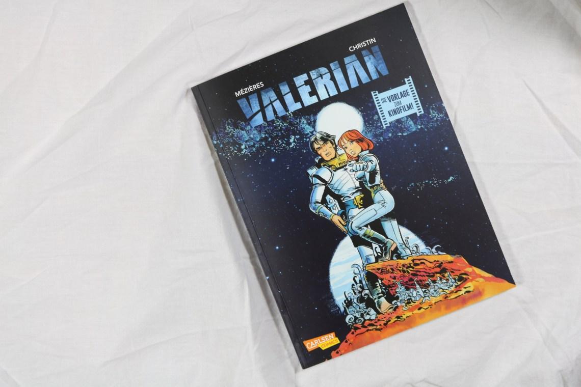 Valerian & Veronique: Filmausgabe von Pierre Christin, Jean-Claude Mézières