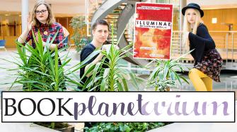 BOOKPLANETARIUM Live-Show zu Illuminae