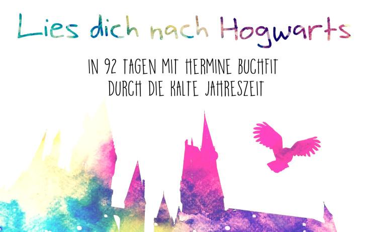 Lies dich nach Hogwarts Challenge