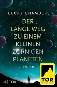 Der lange Weg zu einem kleinen zornigen Planeten. (c) Fischer TOR
