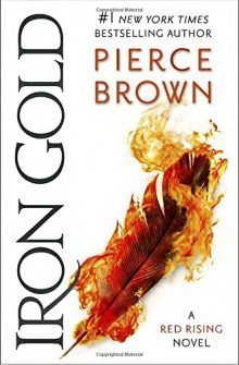 Iron Gold (Red Rising #4)