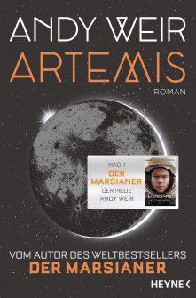 Artemis von Andy Weir