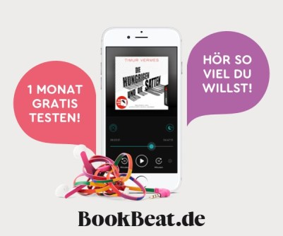 BookBeat einen Monat kostenlos testen