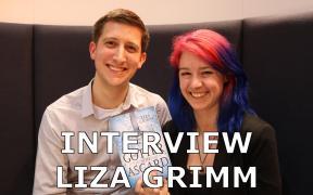 Interview mit Liza Grimm (Die Götter von Asgard)