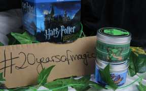 Gewinnspiel zu Harry Potter 20 Years of Magic