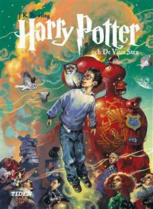 Swedish: Harry Potter och De Vises Sten (2001). (c) Tiden