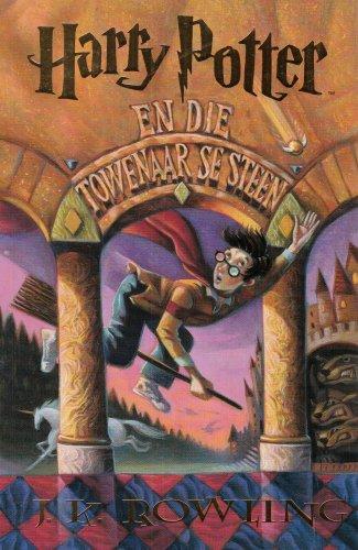 Afrikaans: Harry Potter en die Towenaar se Steen (2004). (c) Human & Rousseau