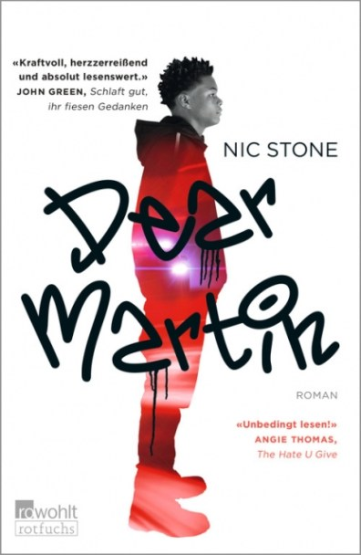 Dear Martin von Nic Stone. (c) Rowohlt Verlag