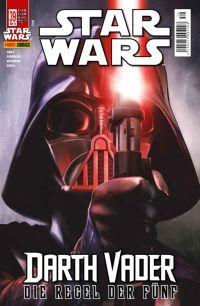 Star Wars - Die Regel der Fünf. (c) Panini Verlag