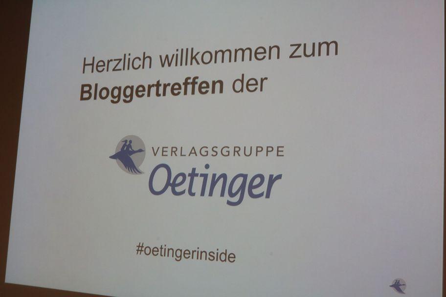 Oetinger Bloggertreffen