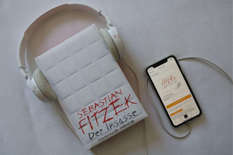 Der Insasse von Sebastian Fitzek. Auch als Hörbuch großartig und exklusiv bei audible.