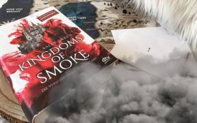 Kingdoms of Smoke von Sally Green