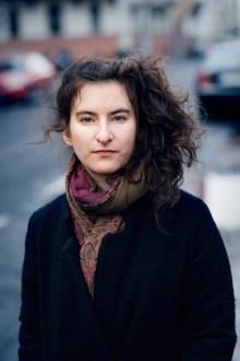 Autorin Deniz Ohde. (c) Heike Steinweg