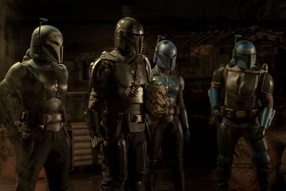THE MANDALORIAN, Season 2. © 2020 Lucasfilm Ltd. & ™. All Rights Reserved.