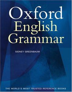 SIDNEY PDF OXFORD GRAMMAR ENGLISH GREENBAUM