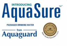 AquaSure Packaged Drinking Water Bottle And 20 Litre Water Can