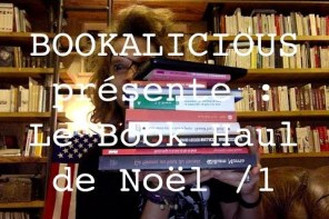 Book (ho ho ho) Haul de Noël part 1 & 2
