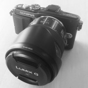 olympus with lumix lens