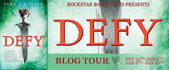Defy Blog Tour