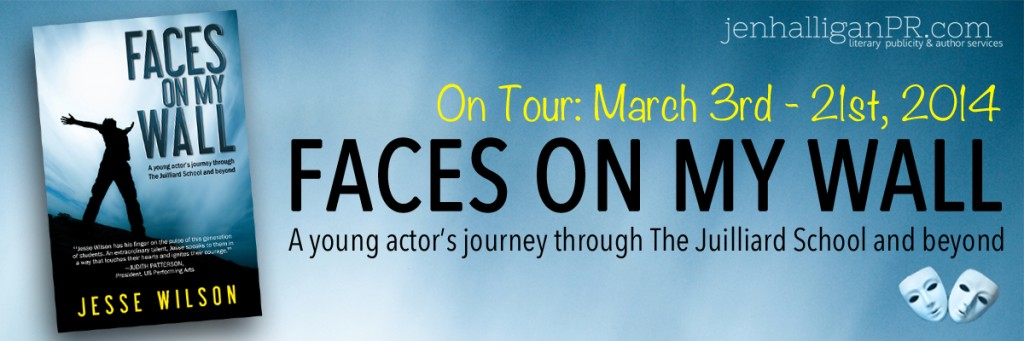 Faces On My Wall Blog Tour