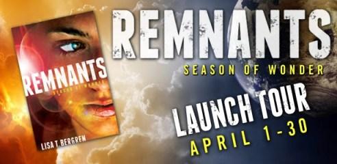 Remnants by Lisa T. Bergren Blog Tour