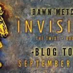 Invisible Blog Tour