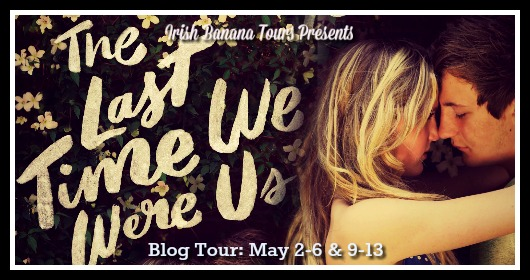 The Last Time We Were Us Blog Tour | A Book and a Latte | bookandlatte.com