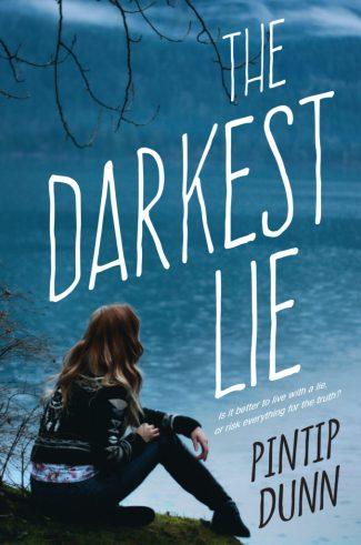 The Darkest Lie by Pintip Dunn | A Book and a Latte | bookandlatte.com