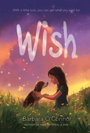 Wish by Barbara O'Connor | A Book and a Latte | bookandlatte.com