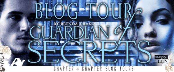 Tour + Giveaway | GUARDIAN OF SECRETS by @BrendaDrake @EntangledTeen #yalit