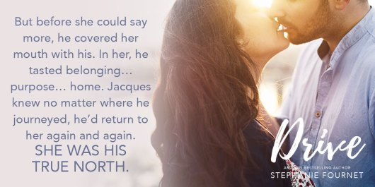 Teaser from Drive by Stephanie Fournet