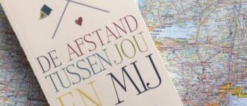 De afstand tussen jou en mij van Marina Gessner by book barista