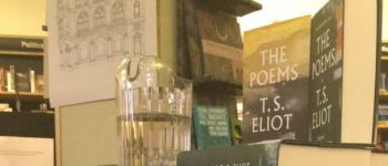 An evening with T.S. Eliot by Book Barista