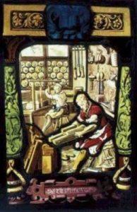 Medieval Bookbinding Studio