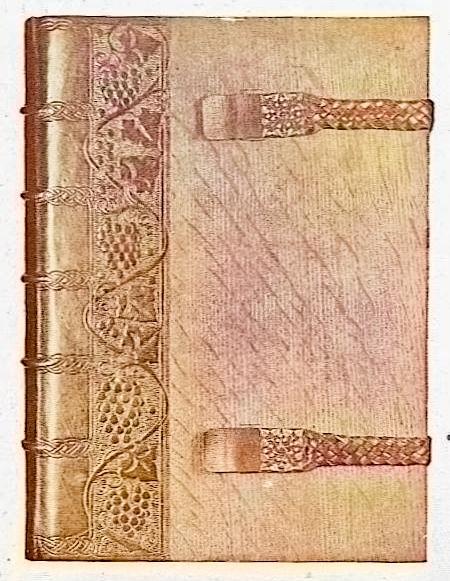 Oak boards binding