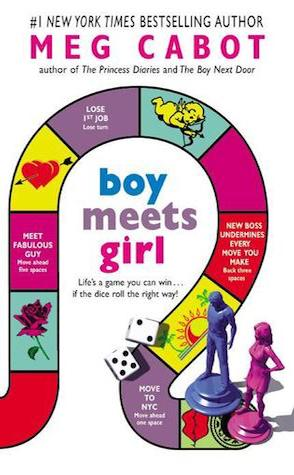 Weekly Reread: Boy Meets Girl by Meg Cabot
