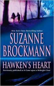 Review: Hawken's Heart by Suzanne Brockmann.
