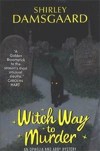 TBR Challenge: Witch Way To Murder
