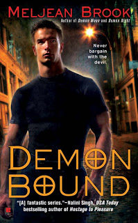 The Non-Review Review: Demon Bound