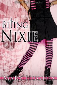 Review: Biting Nixie by Mary Hughes